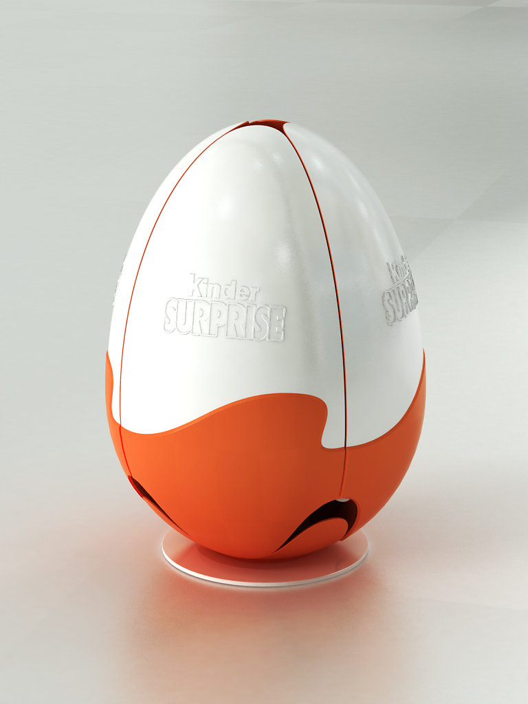 Coffret Kinder Surprise