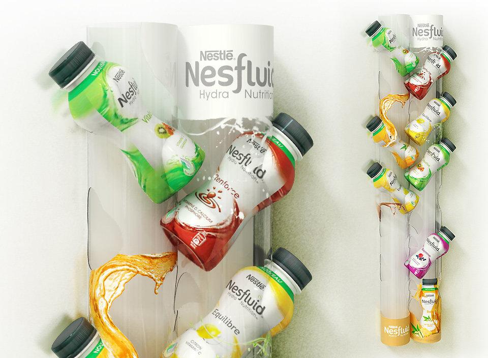Nesfluid