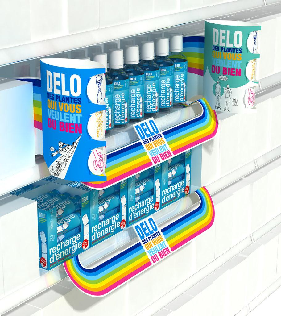 Delo merchandising