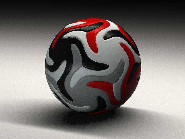 Ballon - Étude